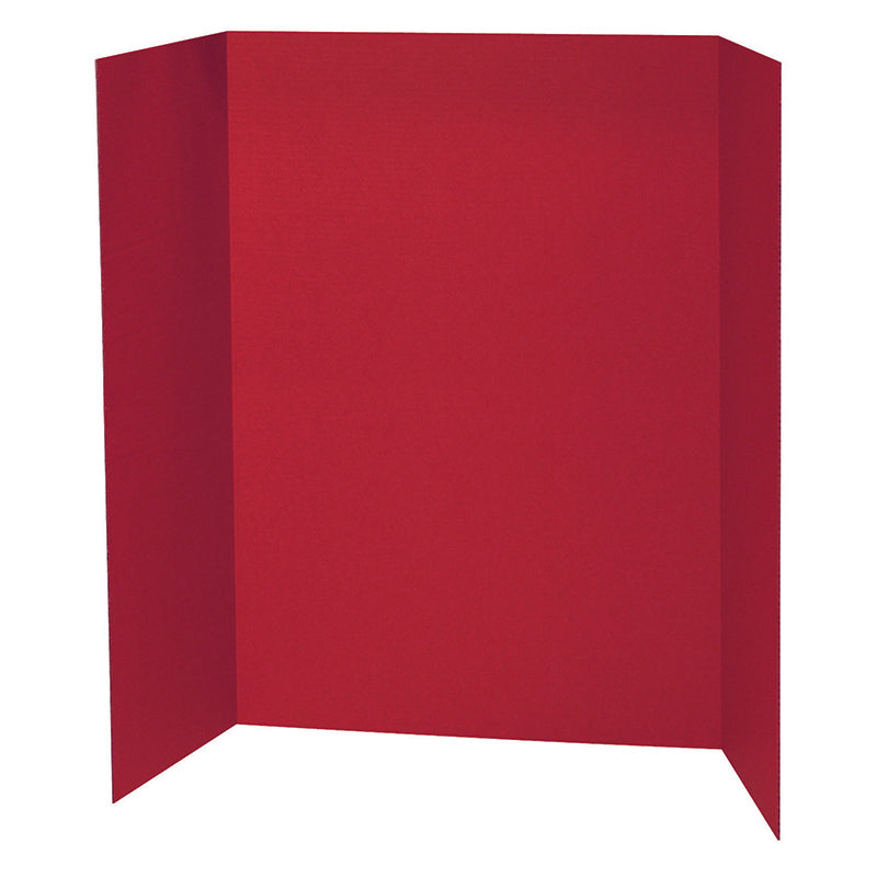 RED PRESENTATION BOARD 48X36