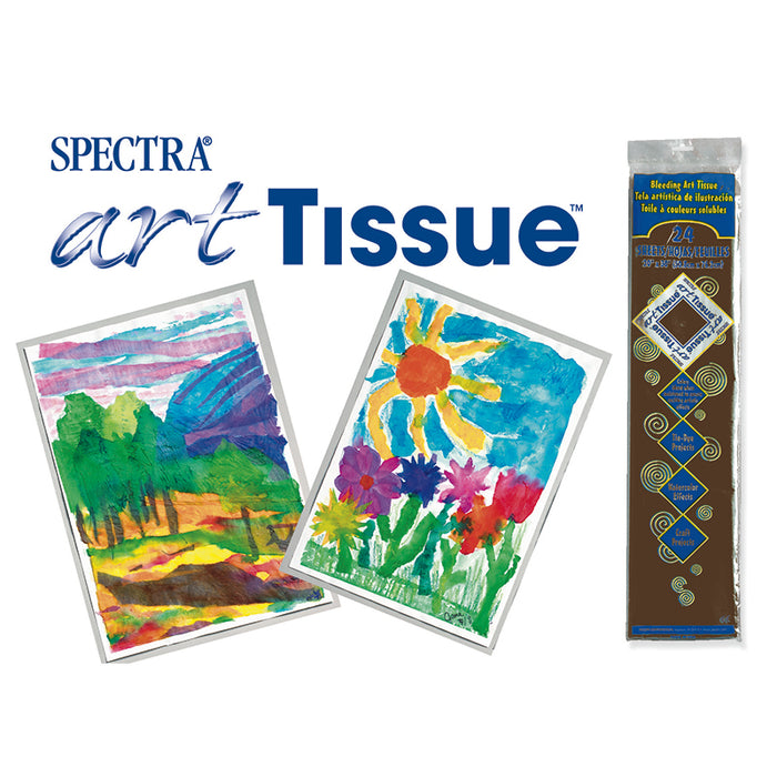 ART TISSUE SEAL BROWN 20 X 30