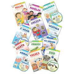12 PACK DUAL LANGUAGE BUNDLE
