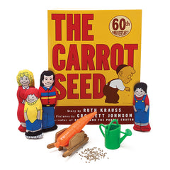 THE CARROT SEED 3D STORYBOOK