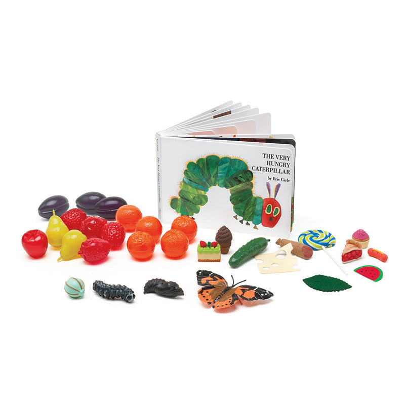 THE VERY HUNGRY CATERPILLAR 3D
