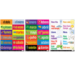 MULTI-PURPOSE CARD SET SPANISH