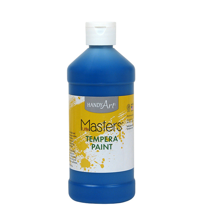 LITTLE MASTERS BLUE 16OZ TEMPERA