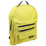 ECONOMY BACKPACK MUSTARD/BLACK
