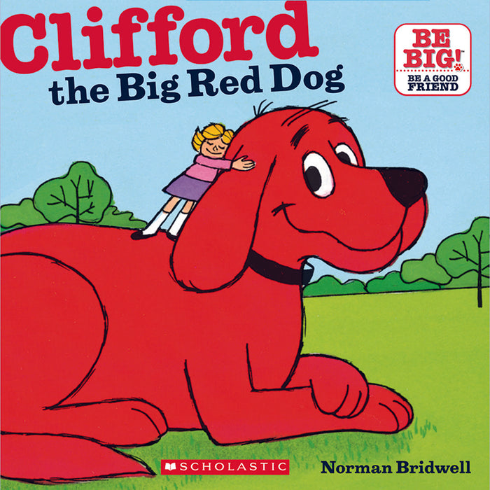 CLIFFORD THE BIG RED DOG CARRY