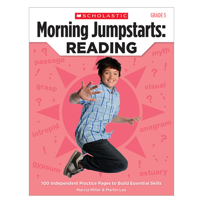 MORNING JUMPSTARTS READING GR 5