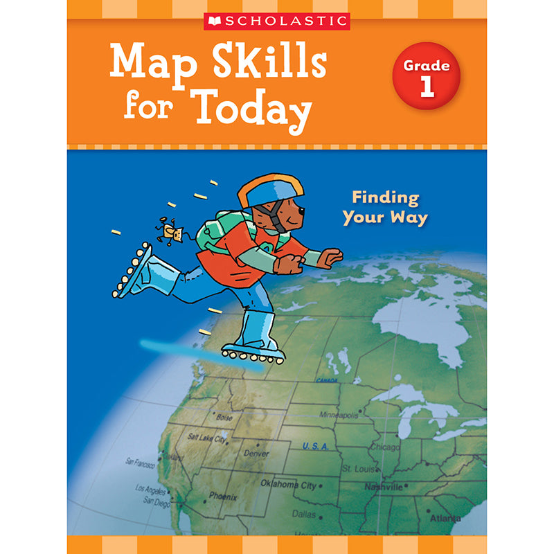 MAP SKILLS FOR TODAY GR 1