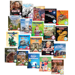 SLP NONFICTION BOOK COLLECTION GR 1