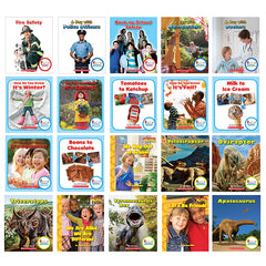 SLP NONFICTION BOOK COLLECTION GR 3
