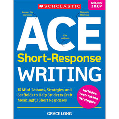 (2 EA) ACE SHORT-RESPONSE WRITING