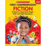 (2 EA) FIRST COMPREHENSION FICTION