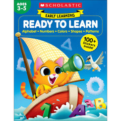 (2 EA) EARLY LEARNING READY TO
