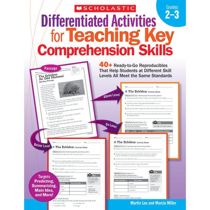 DIFFERENTIATED ACTIVITIES TEACHING