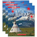 (3 EA) MY UNITED STATES BOOK IDAHO