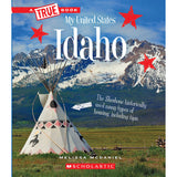 MY UNITED STATES BOOK IDAHO