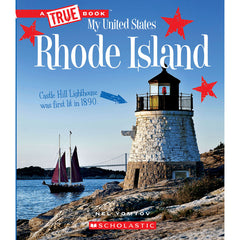 MY UNITED STATES BOOK RHODE ISLAND