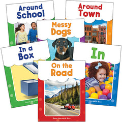 SEE ME READ DISCOVER 6 BOOK SET