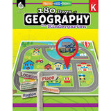 180 DAYS OF GEOGRAPHY GRADE K