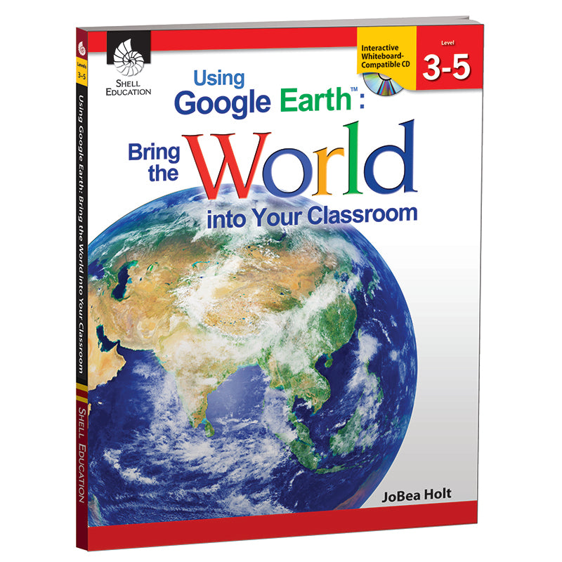 USING GOOGLE EARTH LEVEL 3-5 BRING