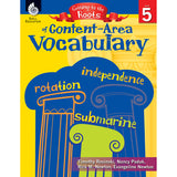 VOCABULARY GR 5 GETTING TO THE