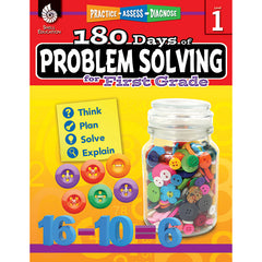 180 DAY PROBLEM SOLVING GR1 WORKBK