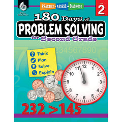 180 DAY PROBLEM SOLVING GR2 WORKBK