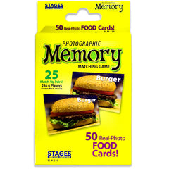 FOOD PHOTOGRAPHIC MEMORY MATCHING