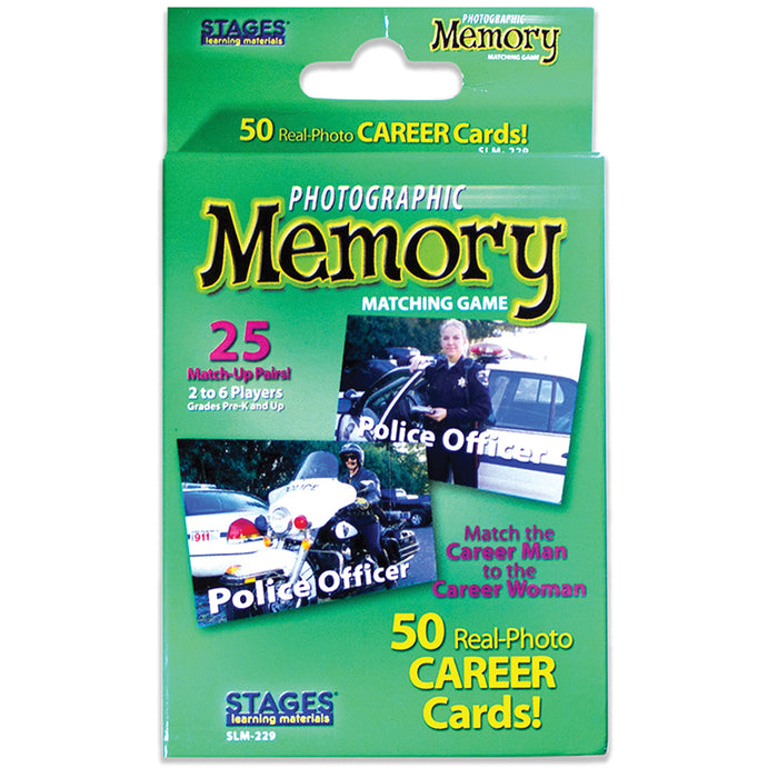 CAREERS PHOTOGRAPHIC MEMORY