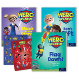 HERO ACADEMY LVLD READERS GR 1 350L