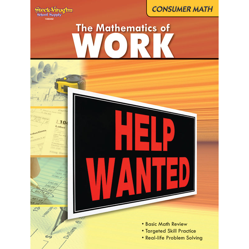 THE MATHEMATICS OF WORK GR 6 & UP