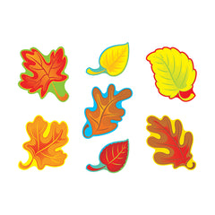 FALL LEAVES VARIETY PK CLASSIC