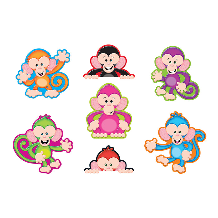 COLOR MONKEYS ACCENTS STANDARD SIZE