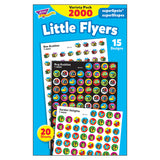 LITTLE FLYERS VARIETY PACK STICKERS