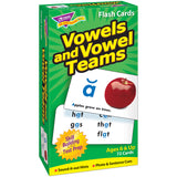(3 EA) FLASH CARDS VOWELS & VOWEL