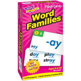 (2 EA) FLASH CARDS WORD FAMILIES
