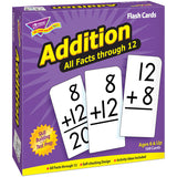 (2 PK) FLASH CARDS ALL FACTS 0-12