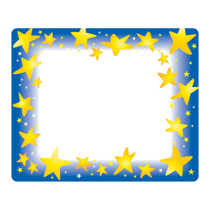 (6 PK) STAR BRIGHTS NAME TAGS