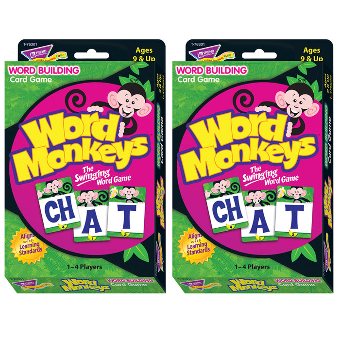 (2 EA) MONKEY MAYHEM EDUCATIONAL