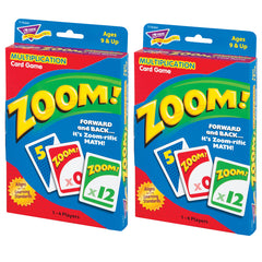 (2 EA) ZOOM MULTIPLICATION CARD