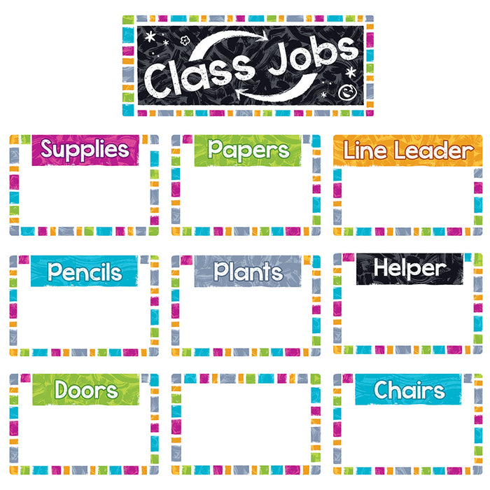 WIPE-OFF CLASS JOBS MINI BB ST