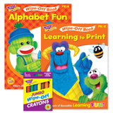ABCS & PRINTING REUSABLE BOOKS &