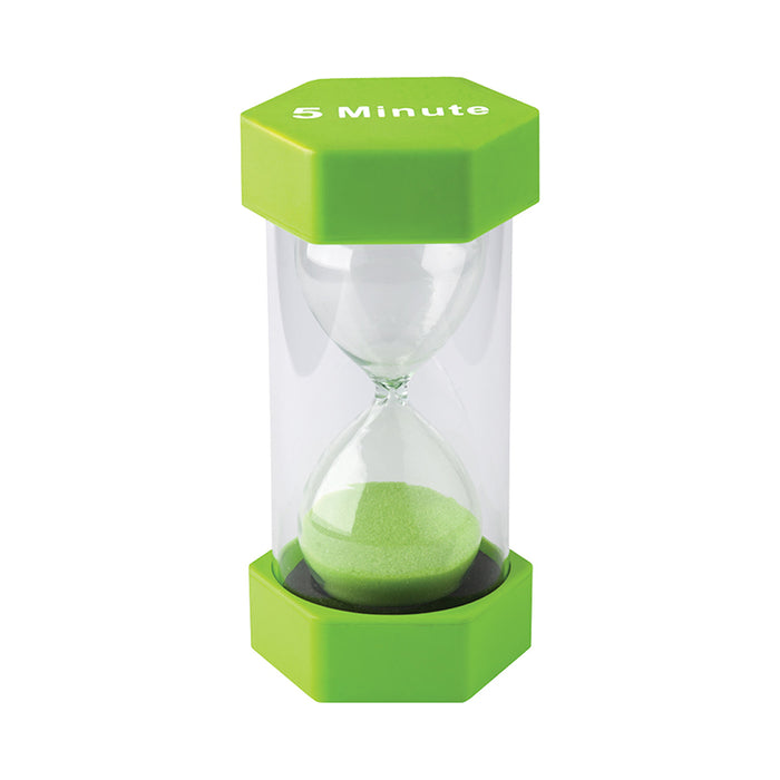 LARGE SAND TIMER 5 MINUTE