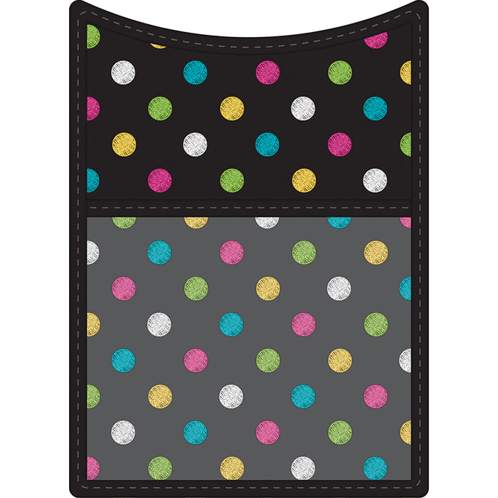CHALKBOARD BRIGHTS MAGNETIC POCKET