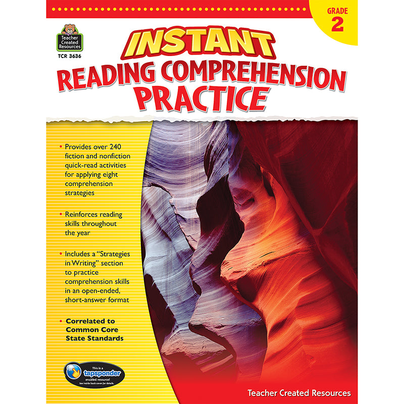 INSTANT READING GR 2 COMPREHENSION