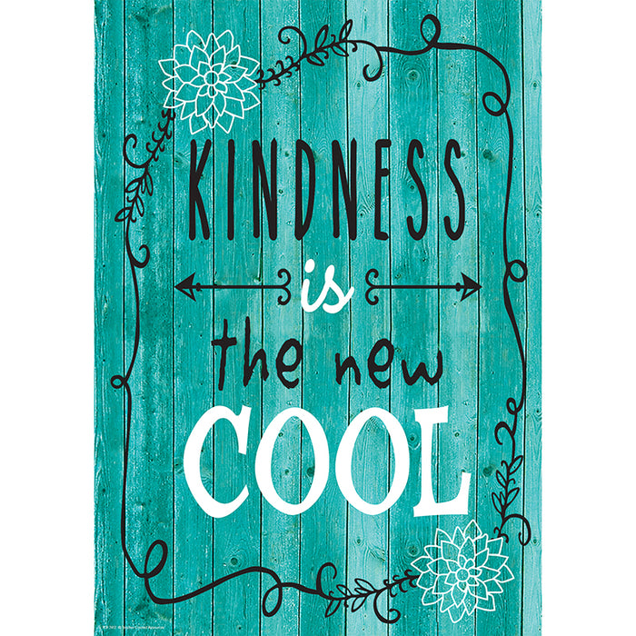 KINDNESS IS THE NEW COOL POSTER