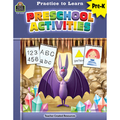 PRACTICE TO LEARN PRE-K ACTIVITIES
