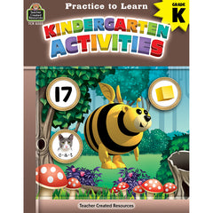 PRACTICE TO LEARN KINDERGARTEN
