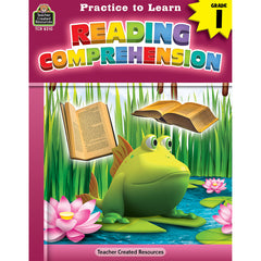 PRACTCE TO LEARN READ COMPREHENSION