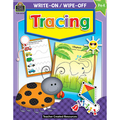 WRITE-ON/WIPE-OFF TRACING