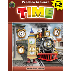 PRACTICE TO LEARN TIME GR 1-2
